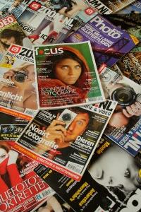 13 Foto tijdschriften