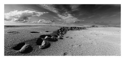 2013-11 - Verlaten strand