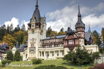 Peles Castle  -  Sinaia - Roemenie