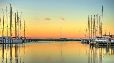 Almere Marina haven 01587