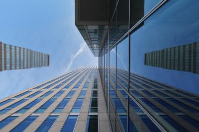 Almere WTC gebouw