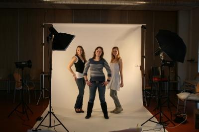 Nadia, Mirthe & Linde