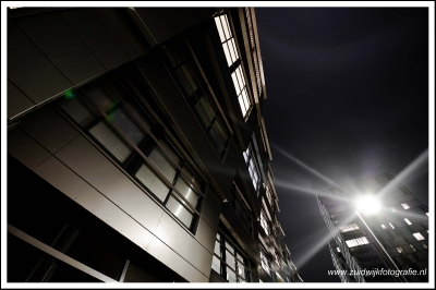 The wave by night....Almere